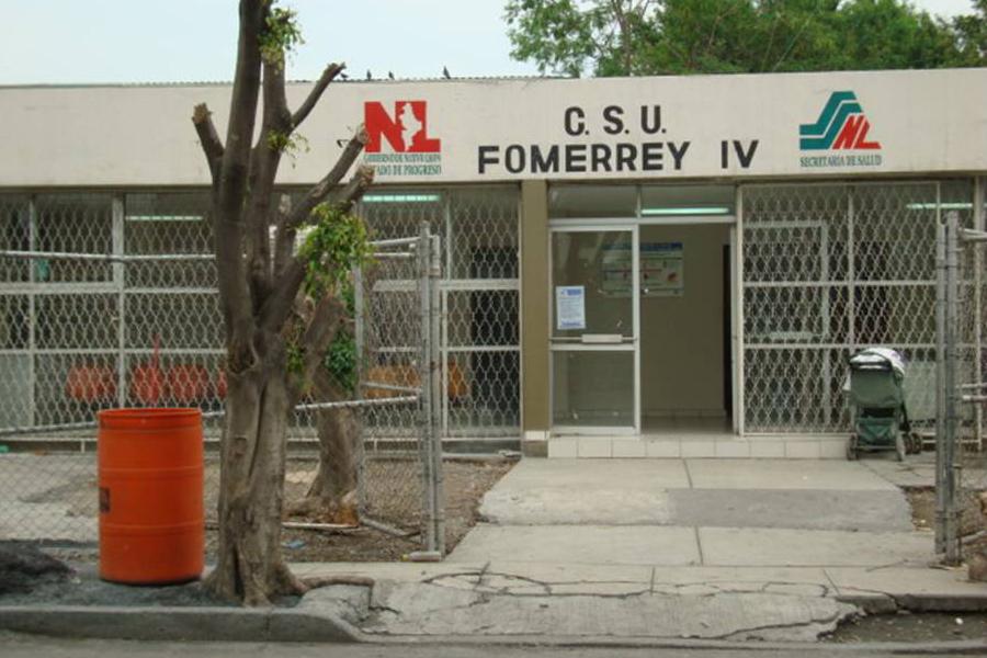 Fomerrey Iv Secretaria De Salud De Nuevo León