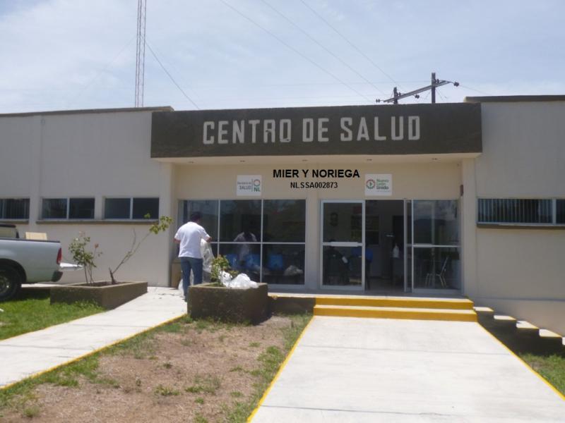 Centro de salud mier y noriega secretaria de salud de - Centro de salud aravaca ...