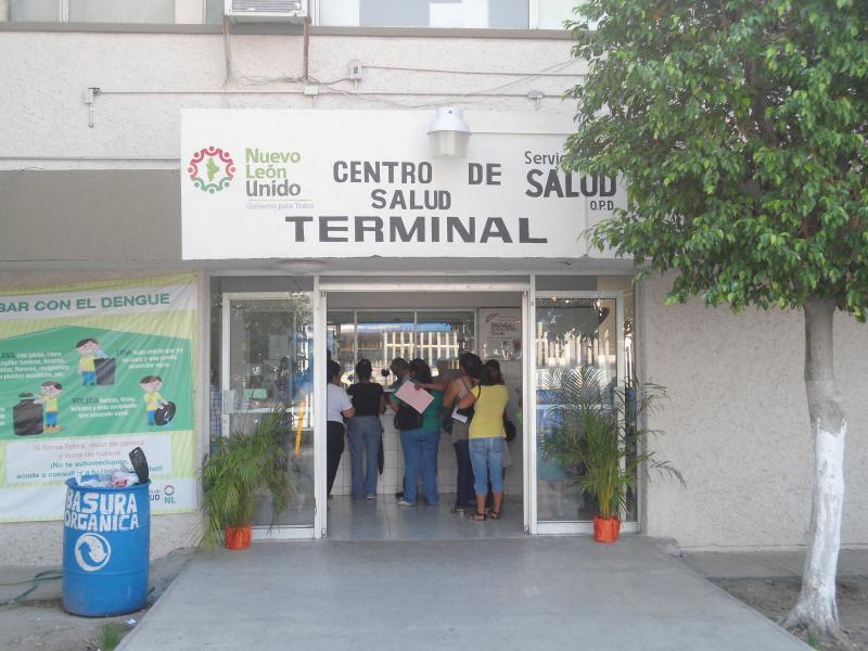 Terminal secretaria de salud de nuevo le n - Centro de salud aravaca ...