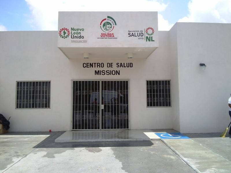 Centro de salud mission secretaria de salud de nuevo le n - Centro de salud aravaca ...
