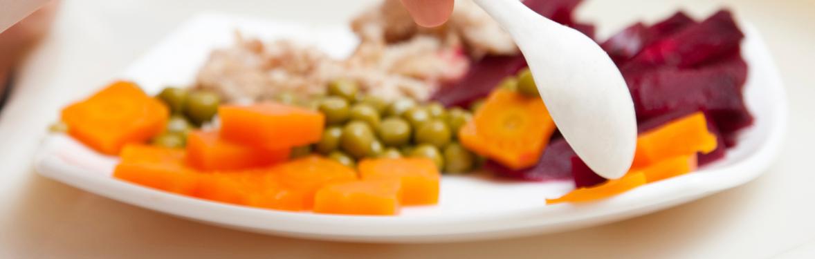 Dieta para niños apropiada para la edad